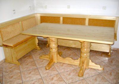 Siedzisko kuchenne