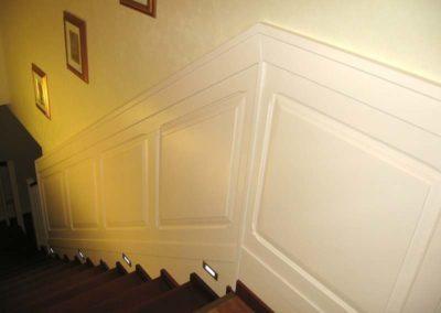Zabudowa schodów