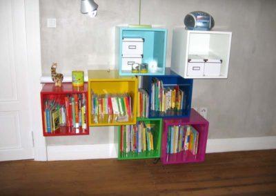 Półki dziecięce