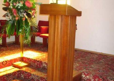 Meble do kościoła