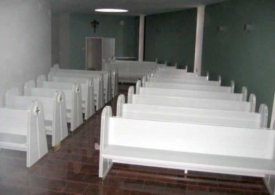 Ławki kościelne