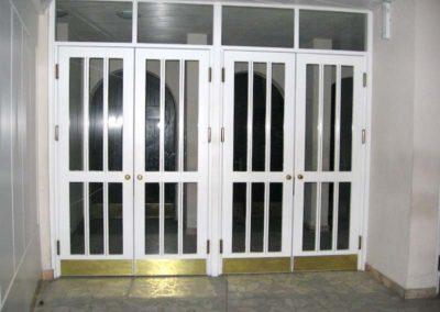 Meble sakralne - drzwi
