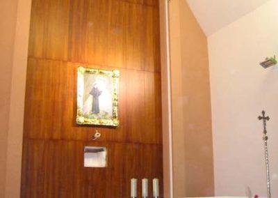 Meble sakralne - ołtarz