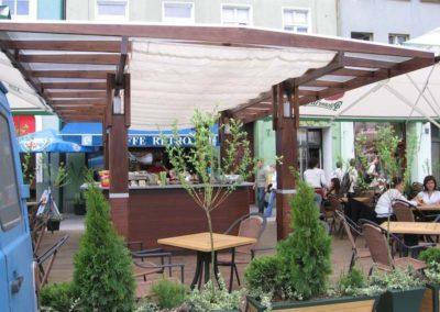 Ogródek barowy