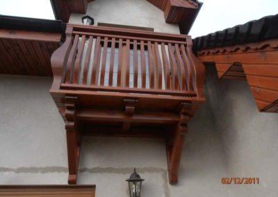 Balustrada balkonowa