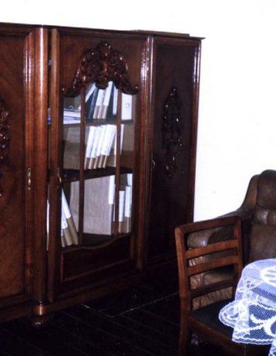 Restarowanie szafy- odnowienie