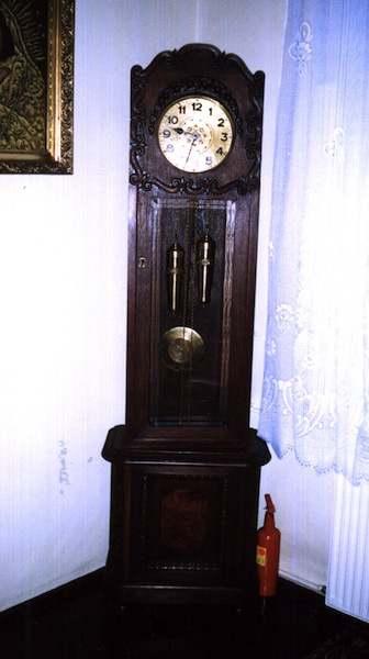 Restarowanie zegara - odnowienie